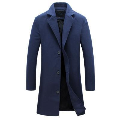 Men's Premium Trench Coat