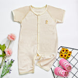 6 - 24MTH, FIRSTDINO BODYSUITS 6 MTH+ Package, PREMIUM Baby Romper Short Sleeve – GoodDino Series by FirstDino (available for 6 - 24mth)