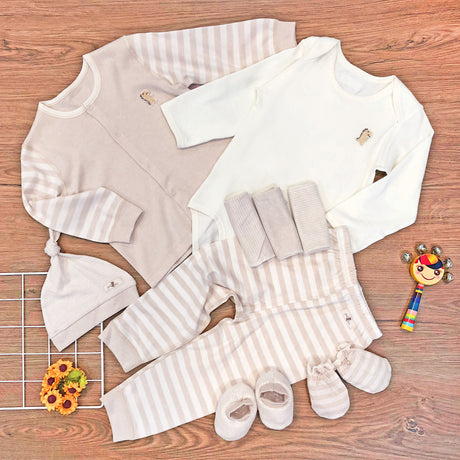 FIRSTDINO GOODNIGHT New Born Package – GoodDino Series by FirstDino (0 - 6mth)