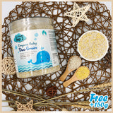 STEP 2: TINY TUMMY Premium Organic Duo-Grain - Organic Pearl White Rice + Organic Hulled Millets (650G)