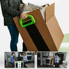 Load image into Gallery viewer, Ergonomic Heavy Duty Lifting Strap