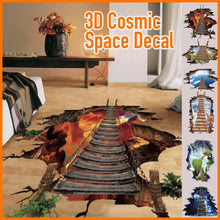 Load image into Gallery viewer, 3D Cosmic Space Decal