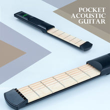 Load image into Gallery viewer, Pocket Acoustic Guitar Practice Tool