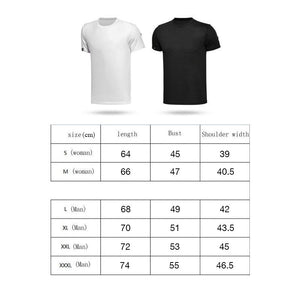 Unisex Cooling Anti-UV Quick-Drying T-Shirt
