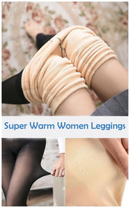 Super Warm Women Leggings
