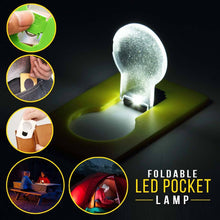 Load image into Gallery viewer, Pocket LED Lamp Card