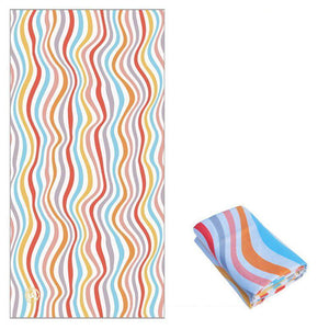 Sand-Repellent Beach Blanket