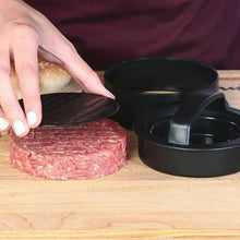 Load image into Gallery viewer, Perfect Non-Stick Burger Staffed Patties Press Kit