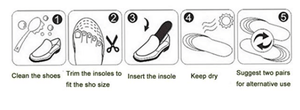 Ultra Elastic Arch Support Insole