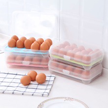Load image into Gallery viewer, Antibacterial Egg Holder for 15 Eggs