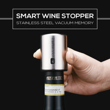 Load image into Gallery viewer, Smart Wine Stopper
