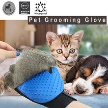 Load image into Gallery viewer, PETBLISS Pet Grooming and Massage Glove