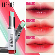 Load image into Gallery viewer, LIPHOP Waterproof Double Colour Gradient Lipstick