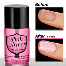 Load image into Gallery viewer, Pink Armor Nail Gel