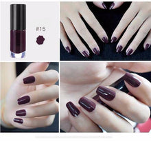 Load image into Gallery viewer, Peel Off Liquid Nail Gel Polish