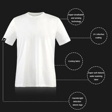 Load image into Gallery viewer, Unisex Cooling Anti-UV Quick-Drying T-Shirt