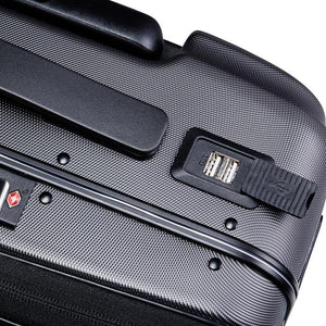 Smart Self-follow Suitcase