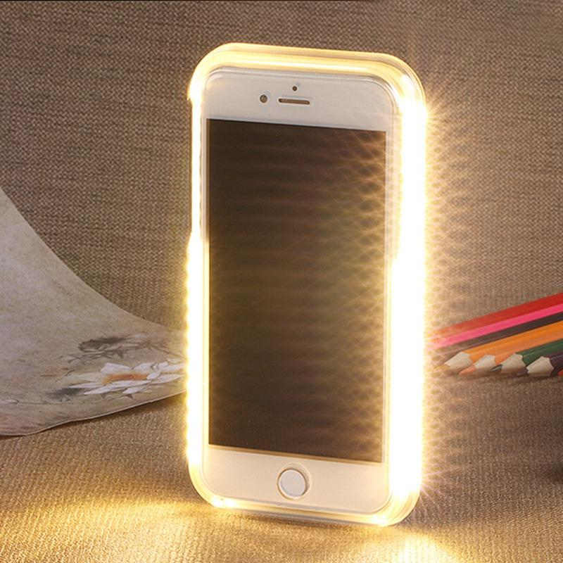 timeless design 4294a a4d69 Perfect Selfie Light Up Phone Case - iPhone 8 / 8P / X / XS / XS Max / XR
