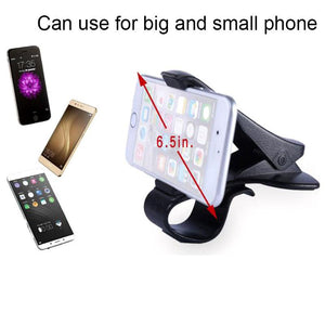 360° Rotatable Universal Phone Clip