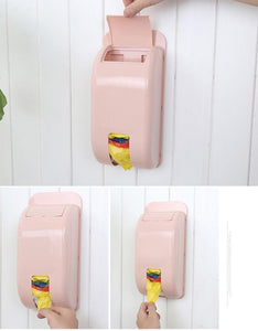 Plastic Bag Storage Box