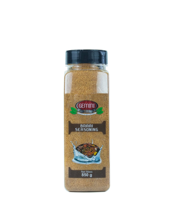 Gemini Braai Seasoning 850G