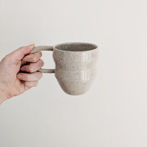 Stargazer Cup in Stone