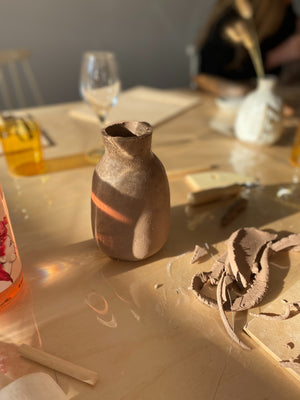Clay Community Fridays 18 DEC  6 - 8pm
