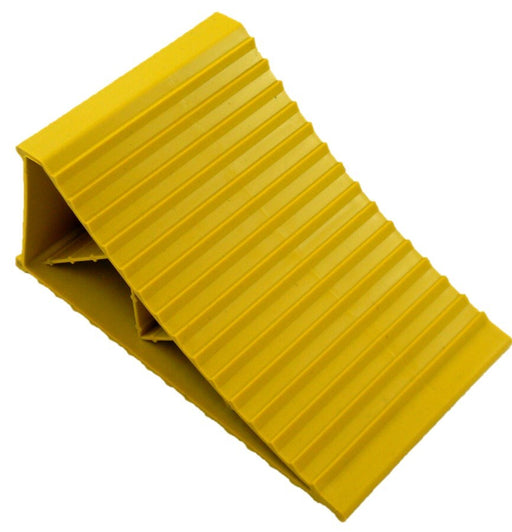 Large Wheel Chocks Yellow