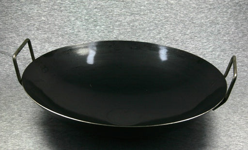 Wok with handles