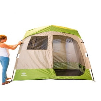 Double Ensuite Shower Tent
