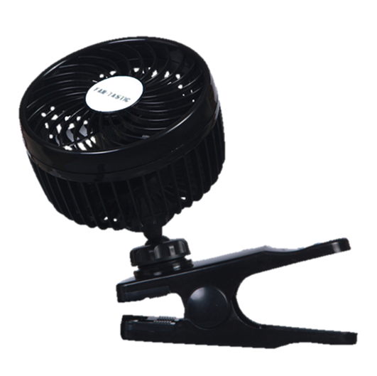 Single Clip On Fan