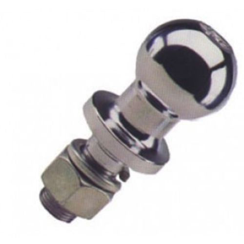 Tow Ball 50mm short Shank 50mm Chrome