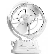 Sirocco 12v Cabin Fan White