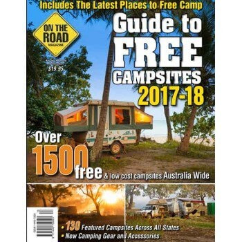 Guide to Free Campsites 2018-19