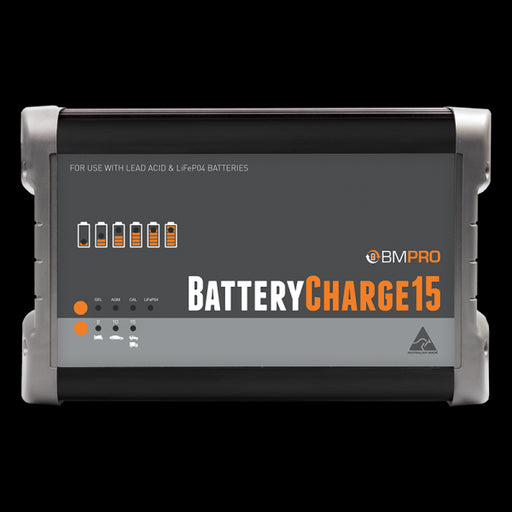 BMPRO-BatteryCharger 15 Amp