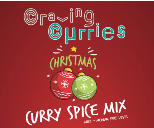 Craving Curries - Christmas Curry Kit
