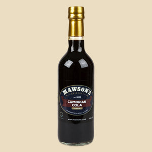 Cumbrian Cola Cordial - 500ml Glass Bottle