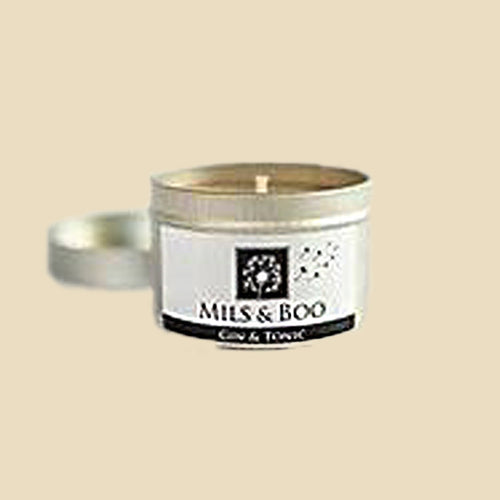 Handmade Soy Candles -  Small Candle Tin
