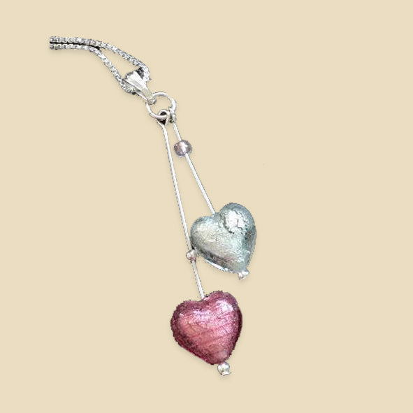 Heart Duo Pendant