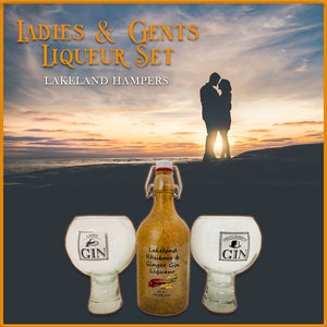 Ladies & Gents Liqueur Box Set