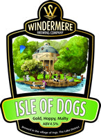 Windermere Brewery - Isle of Dogs