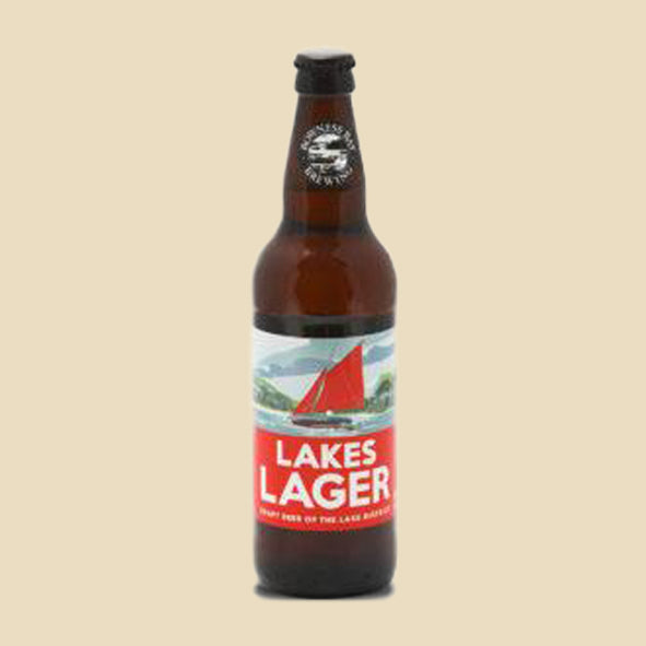 Bowness Bay Brewery - Lakes Lager