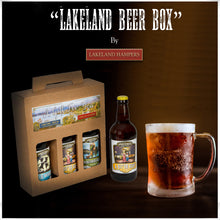 Load image into Gallery viewer, Lakeland 3 Beer Box
