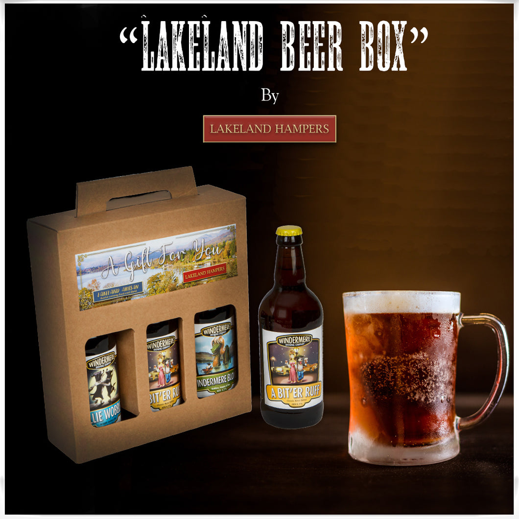 Lakeland 3 Beer Box