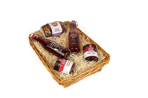 Lakeland Hampers - Damson Lovers Basket