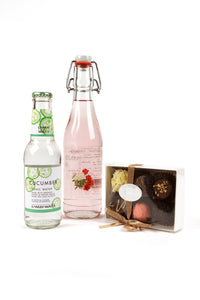 Lakeland Hampers - Gin Taste Basket