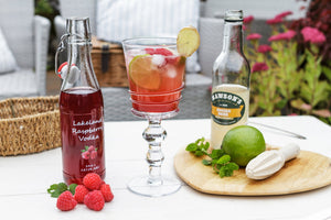 Lakeland Raspberry Vodka Liqueur