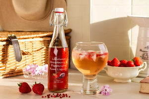 Lakeland Strawberry & Peppercorn Rum Liqueur