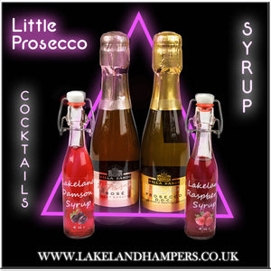 Little Prosecco Tray