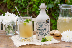 Ginger Cordial 500ml Stone Crock